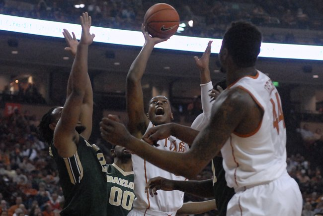 Road To College Basketball Final Four Recap Longhorns Keep Baylor From Top Spot