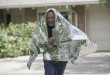 better call saul chuck mcgill steals old womans newspaper felony 2015