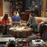 big bang theory gang talking intimacy for sheldon penny 2015
