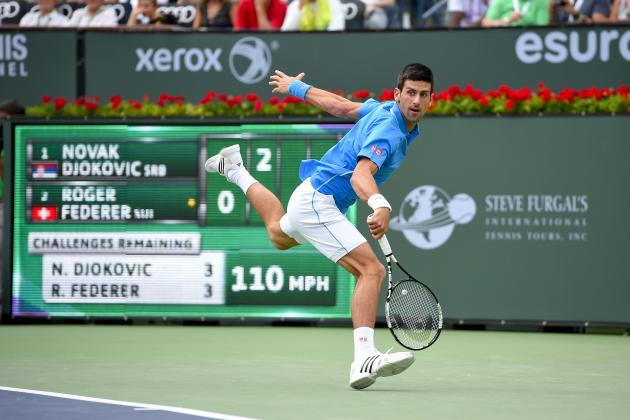 bnp paribas open indian wells with novak djokovic 2015