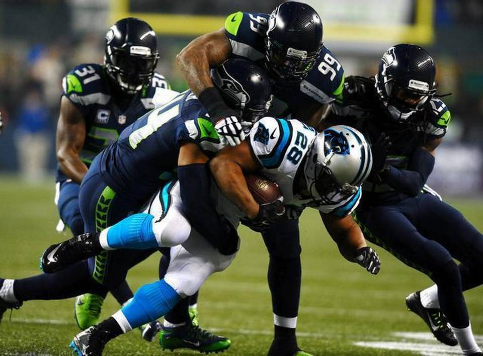 carolina panthers defense best in nfl 2015