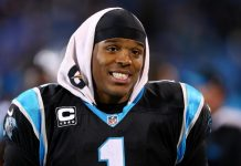 carolina panthers sticking with cam newton sadly 2015 nfl