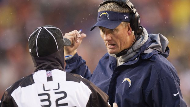 chargers head coach mike mccoy working through losing season 2015