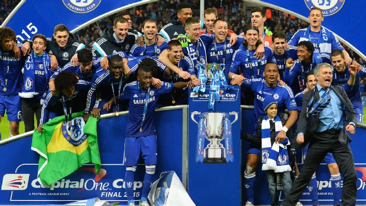 chelsea beats tottenham for capital one cup soccer 2015