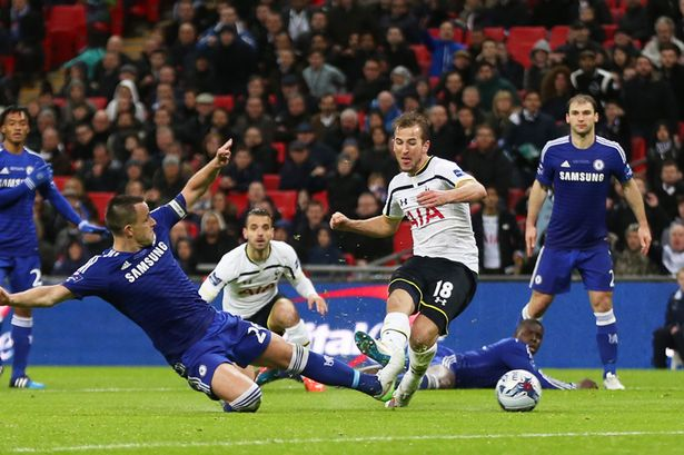 Chelsea secures Capital One Cup against Tottenham