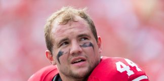 chris borland walking away from nfl at young age 2015