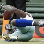 cowboys dez bryant drops ball green bay lost 2015 images