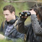 daryl aaron watching morgan on walking dead 515 try 2015