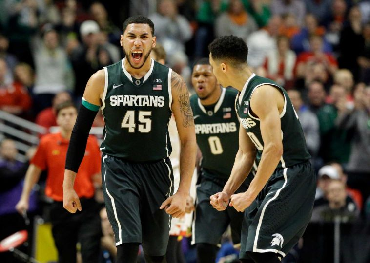 denzel valentine led michigan state to ncaa victory 2015