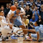 duke beats north carolina ncaa 2015