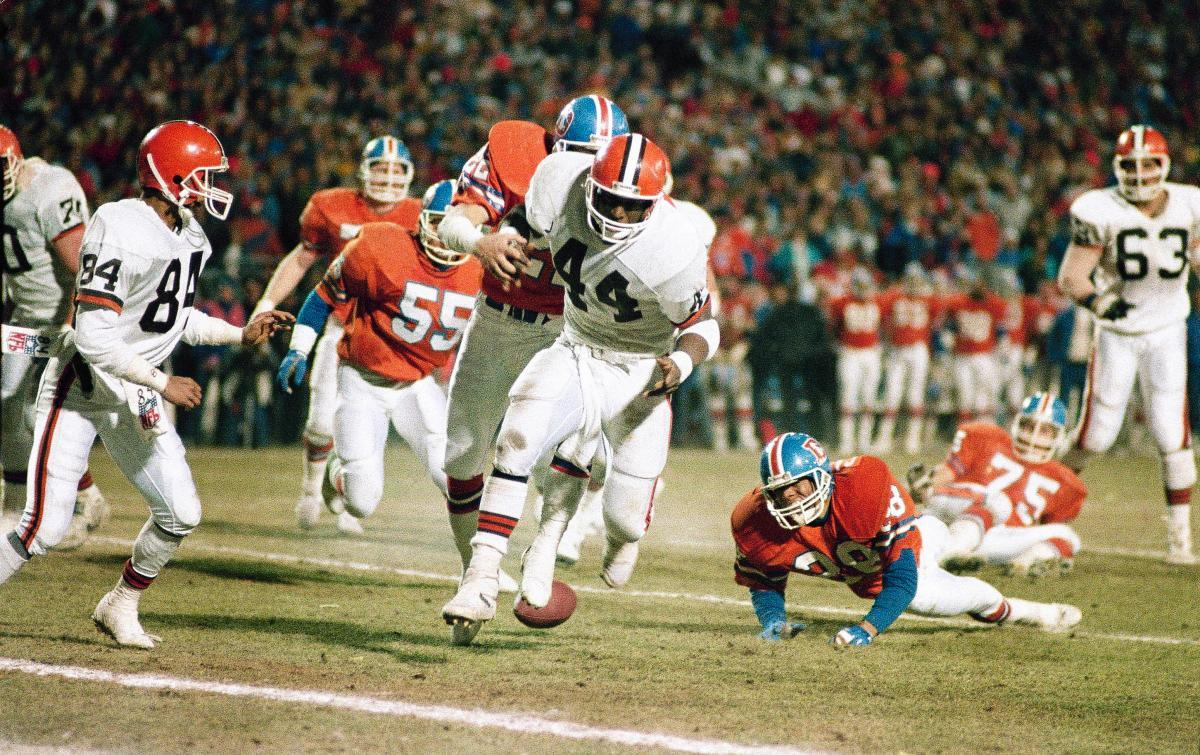 The fumble earnest byner book