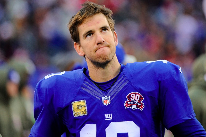 New York Giants Season Recap & 2015 NFL Draft Needs
