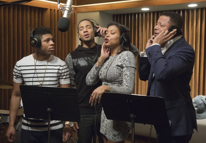 empire lyons roar cookie lucious singing with sons 2015