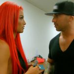 eva marie talks to prissy jonathan about managing on total divas wwe 2015