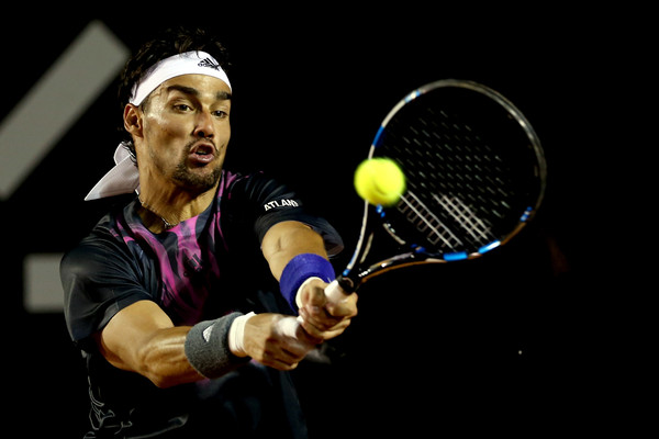 Fabio Fognini Ready For Top 10 Tennis Action