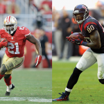 Frank Gore & Andre Johnson Join Forces again with Indianapolis Colts