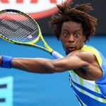 gael monfils loses to tomas berdych after hip injury 2015 miami open masters