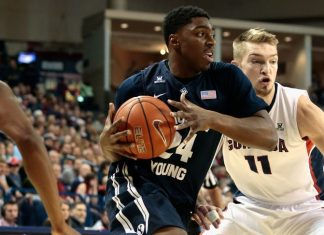 gonzaga loses to byu ncaa 2015 images