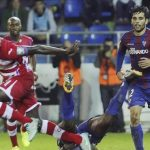granada draws with eibar la liga 2015