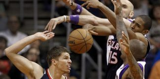 kyle korver hawks vs spurs nba 2015