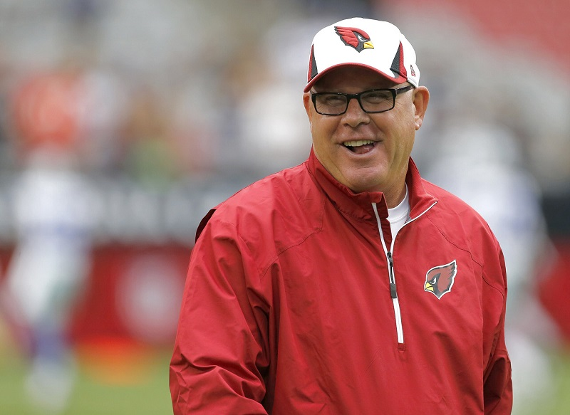 head coach brue arians good for cardinals nfl 2015