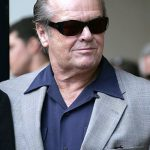 jack nicholson working his look for bad day at work movie 2015
