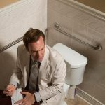 jimmy writing out on toilet paper better call saul rico recap 205