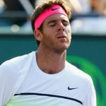juan matin del potro out of miami open by vasek pospisil 2015 images
