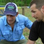 kelly cuts head open on survivor worlds apart challenge 2015