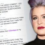 kelly osbourne quits fashion police over racism rancic 2015