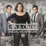 LAW & ORDER: SVU Chilly December Solstice 2015