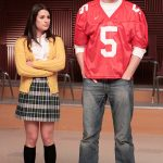 leah michele takes home cory monteith glee jersey 5 2015 images