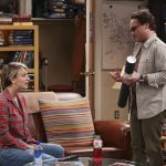 leonard gives penny embarrassing valentines day gift big bang theory 2015