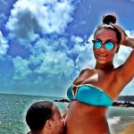 ludacris cheats justin timberlake with eudoxie pregnant pic 2015