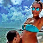 ludacris wife copy justin bieber baby instagram 2015
