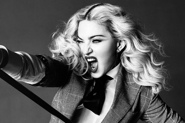 madonna tells howard stern about being raped 2015 gossip