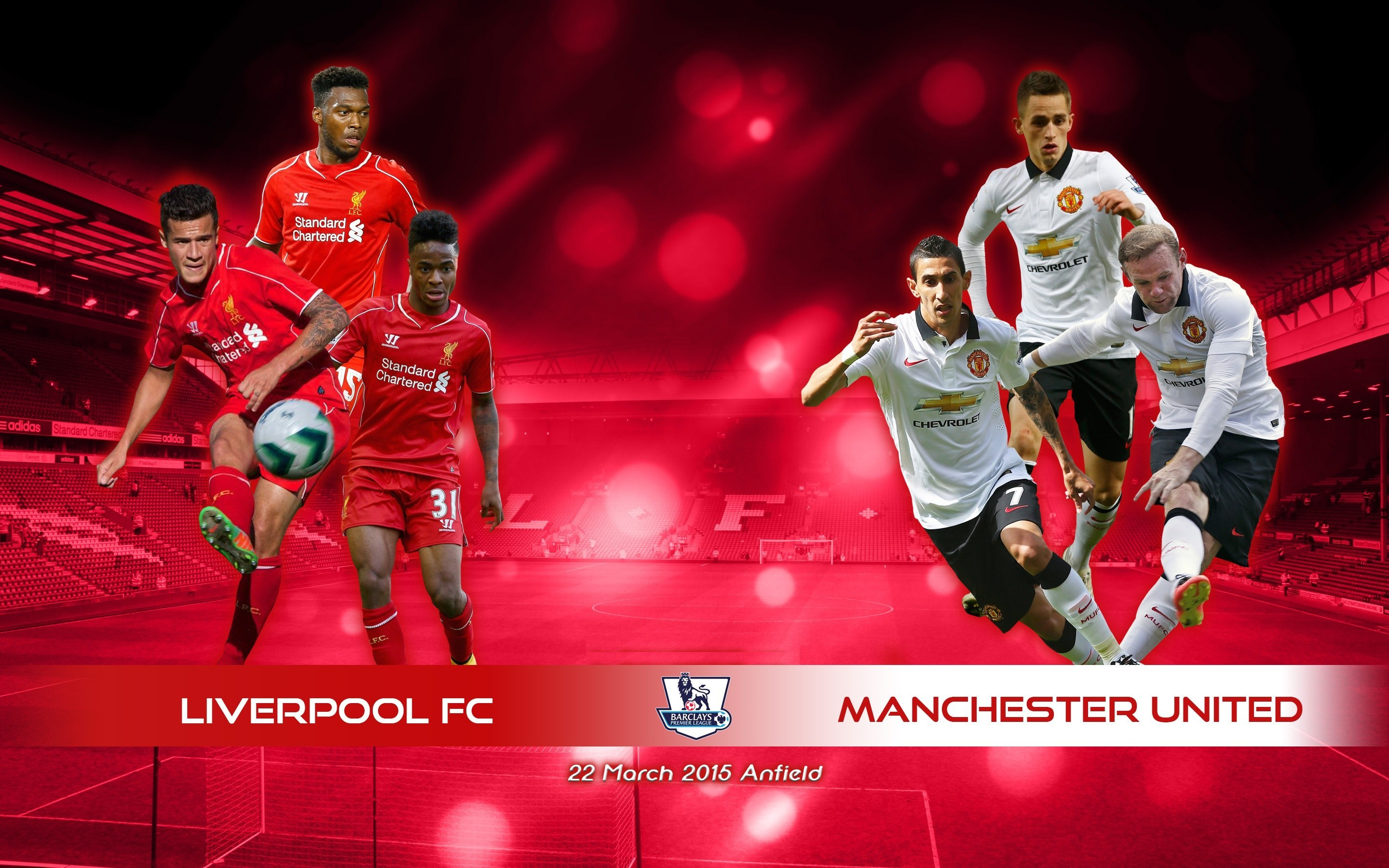 manchester united boys vs liverpool soccer 2015 images