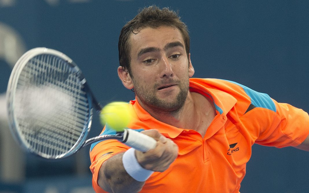 marin cilic tennis problems wiht shoulder 2015 atp