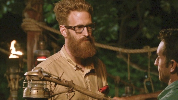 max dawson voted out of survivor worlds apart 2015 images
