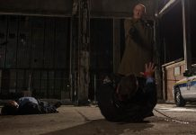 mike shooting cop in head on better call saul ep 6 fiveo 2015