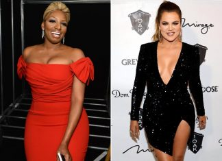 nene leakes and khloe kardashian up for fashion police 2015