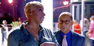 nene leakes being rude to dr jay on real housewives of atlanta 2015
