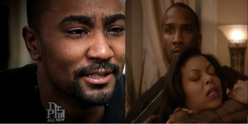nick gordon similar to jarod haynes on empire 2015