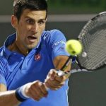 Novak Djokovic Has Tough Battle To Beat Alexandr Dolgopolov: 2015 Miami Open Masters