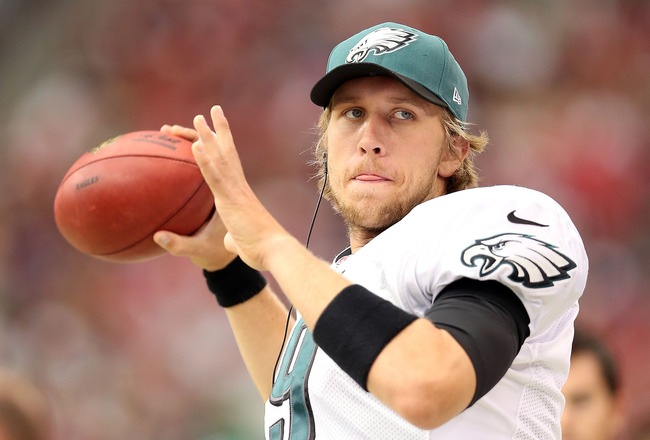 philadelphia eagles nick foles quarterback 2015 images