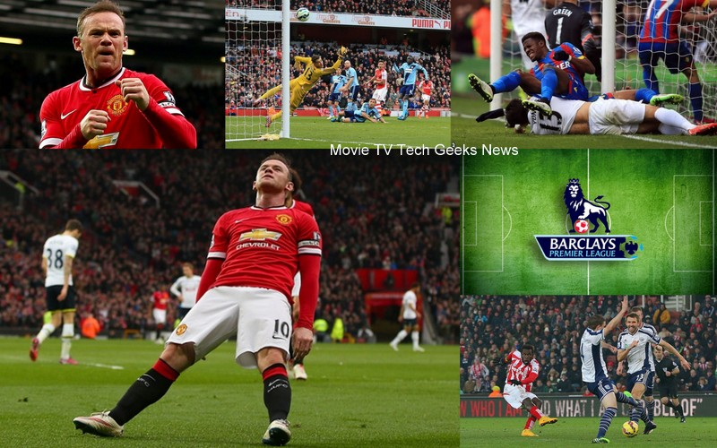 premier league week 29 soccer images wayne rooney 2015