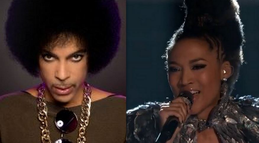 prince being sued by voice juith hill 2015 gossip