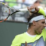 Rafael Nadal Beats Nicolas Almagro at 2015 Miami Open