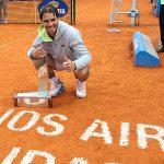 Rafael Nadal Beats Rain & Juan Monaco For Argentina Open Title