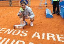 rafael nadal wins title argentina open 2015 images